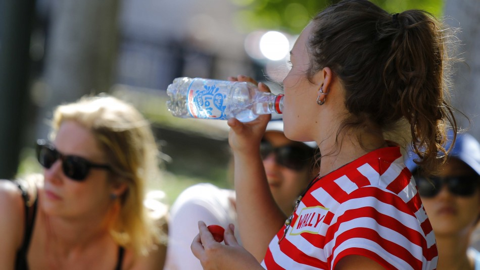 Calurosa primavera: Hasta 31° se esperan esta semana en Santiago