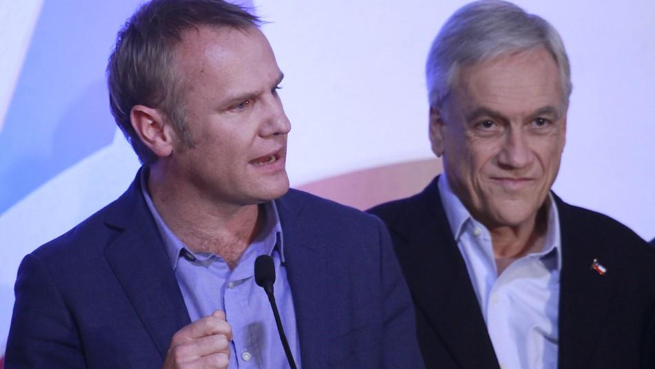 Felipe Kast: Me gustaría ver un Presidente dedicado a sus ejes y no metido en peleas