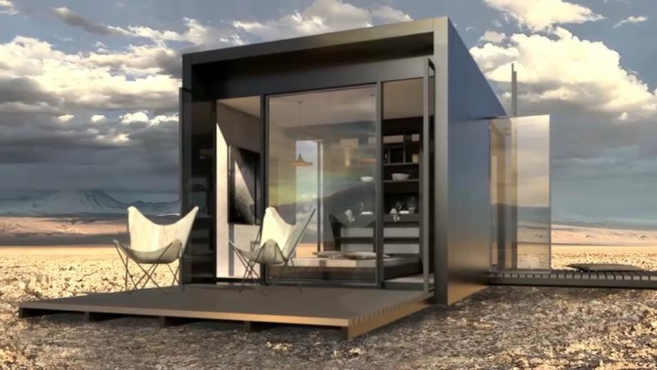 Tiny Cabin: Cabinas turísticas sustentables ayudan a inversión turística patagónica