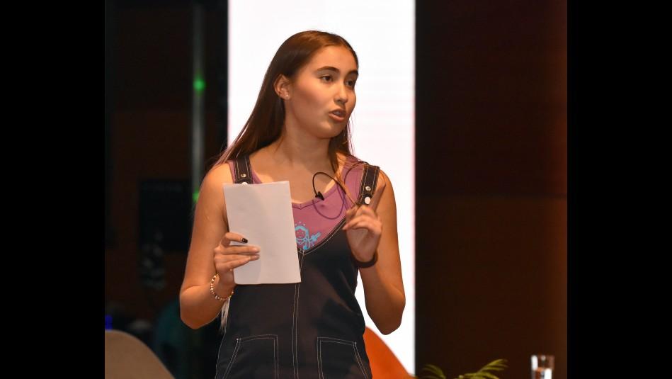 Julieta Martínez, la joven chilena que comparan con Greta Thunberg: