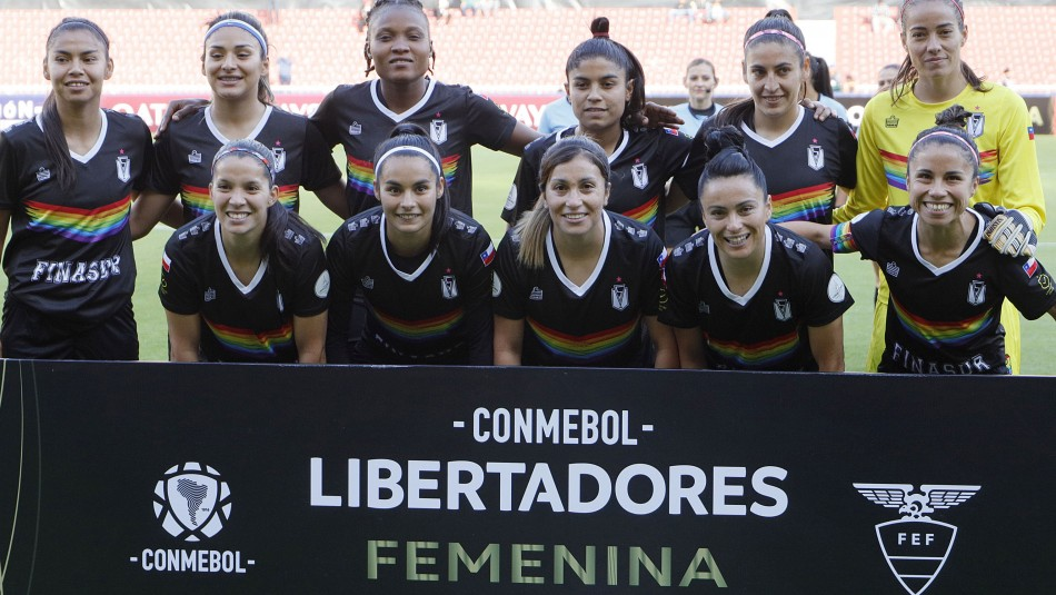 Copa Libertadores Femenina será en Chile el 2020.