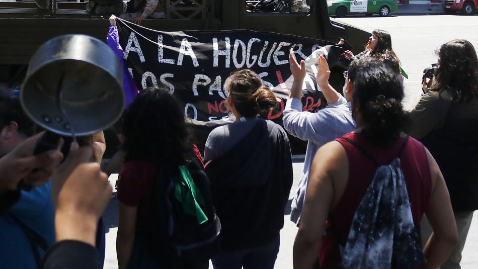 Una persona muere por impacto de proyectil durante protestas en La Serena