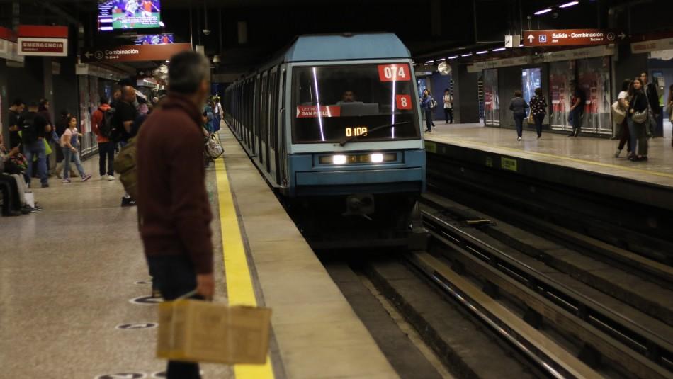 Metro informa el cierre de cinco estaciones de la Línea 1 y evaluará su apertura durante el día