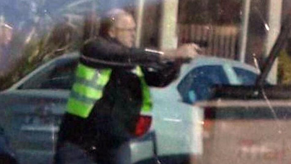 Fiscalía acusa a Cobin de disparar