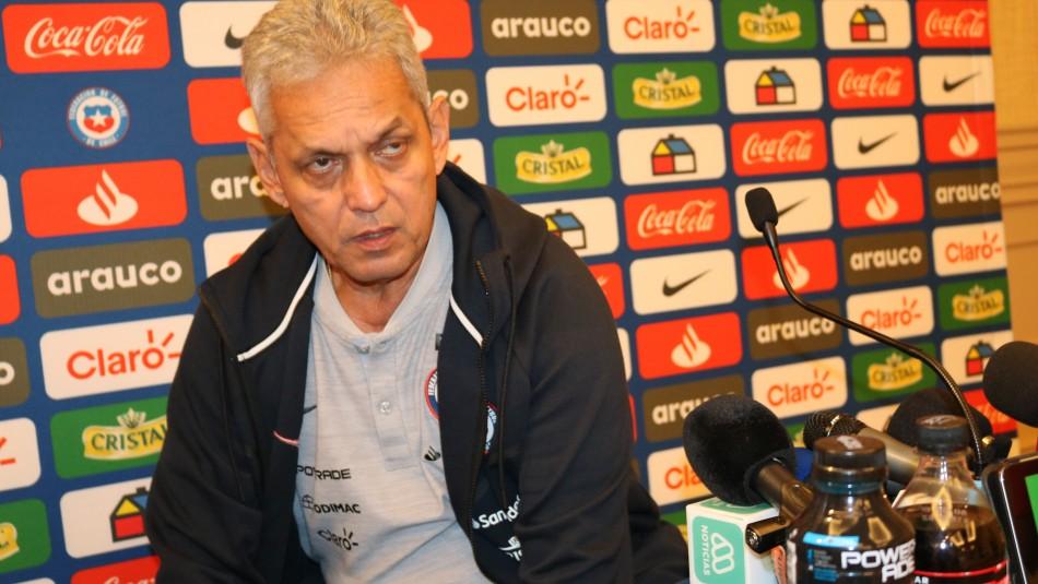 Reinaldo Rueda puso en duda si continuidad en la Roja.