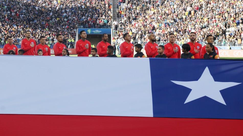 Selección Chilena podría ser sancionada.