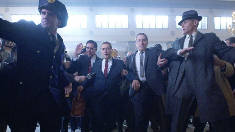 The Irishman: Revisa qué cines exhibirán la nueva película de Scorsese