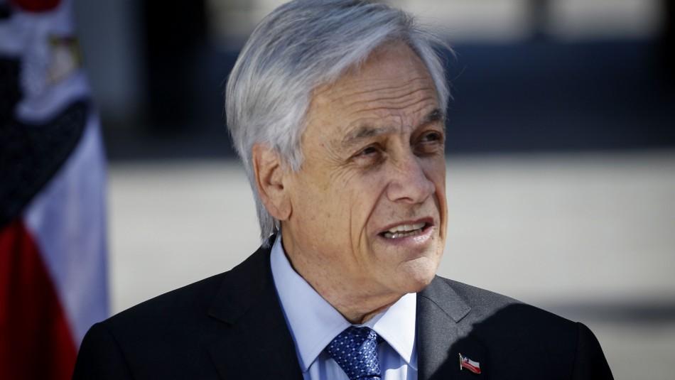 Piñera y acusación constitucional: