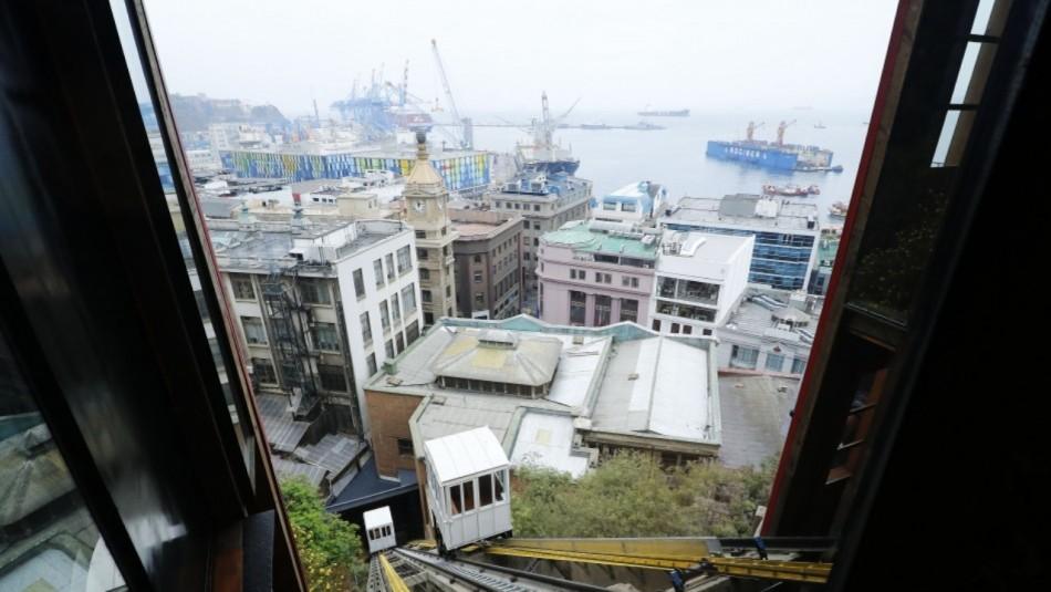 Valparaíso nubosidad parcial: Revisa el pronóstico del tiempo