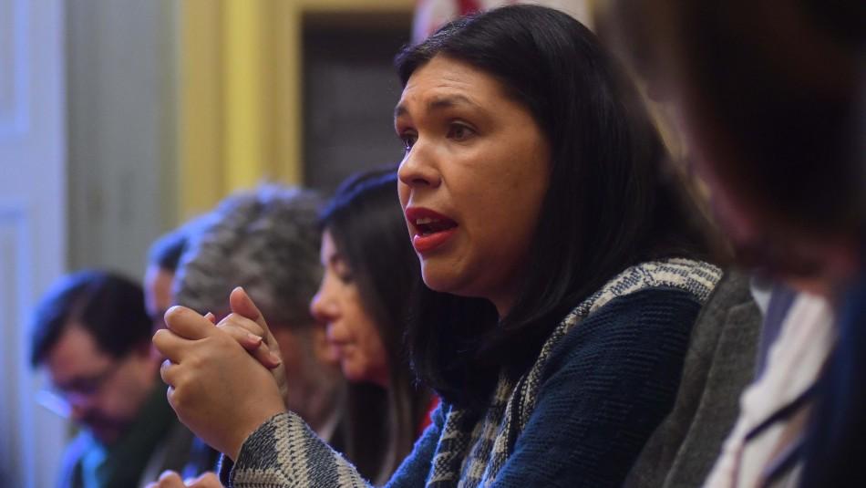 Figueroa: Piñera habla que el problema es de orden público sin considerar agenda social