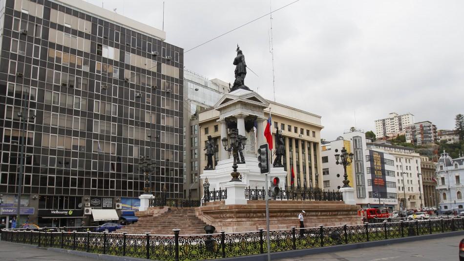 Valparaíso nublado por la mañana y con viento: Revisa el pronóstico del tiempo