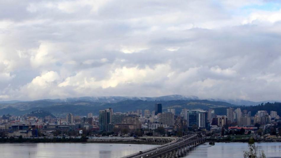 Concepción nublado y con viento por la tarde: Revisa el pronóstico del tiempo