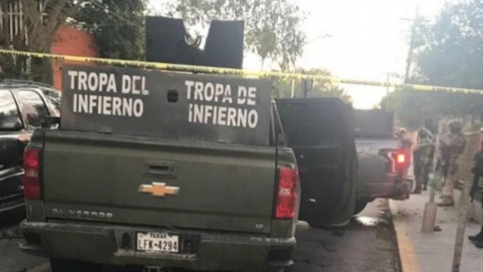 La Tropa del Infierno: el despiadado cartel que le declaró la guerra al ejército mexicano