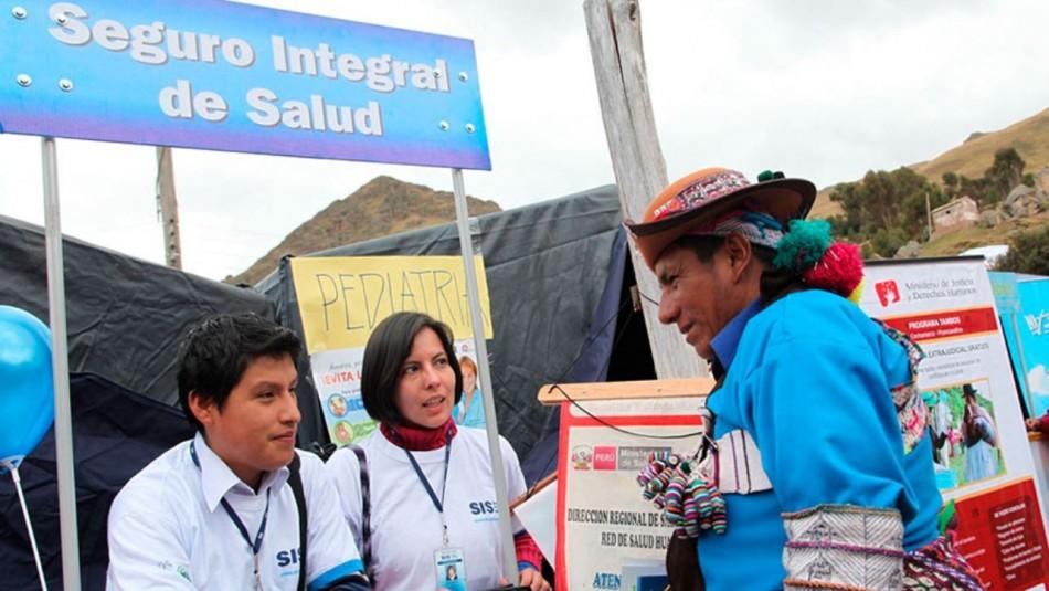 ¿Qué es el SIS? El sistema de salud al que tendrán acceso todos los peruanos