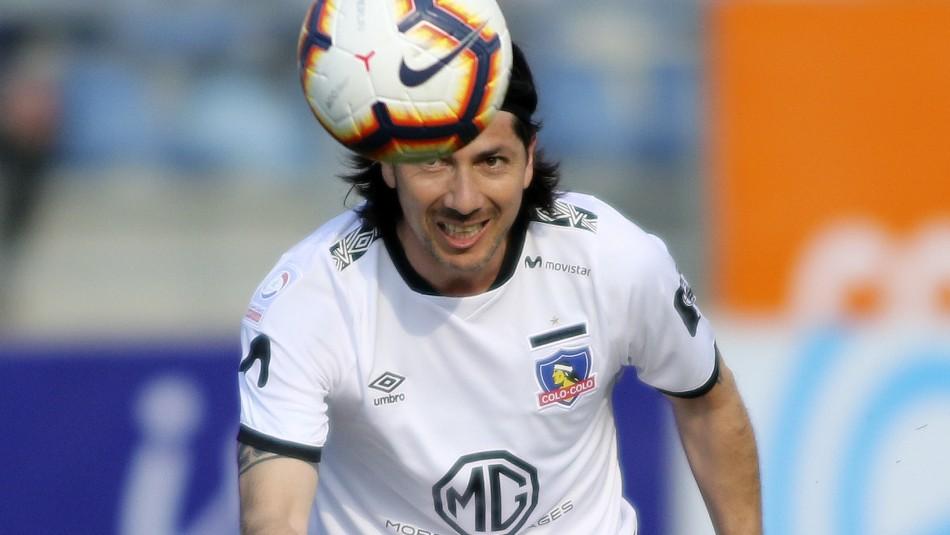 Jaime Valdés deja Colo Colo.