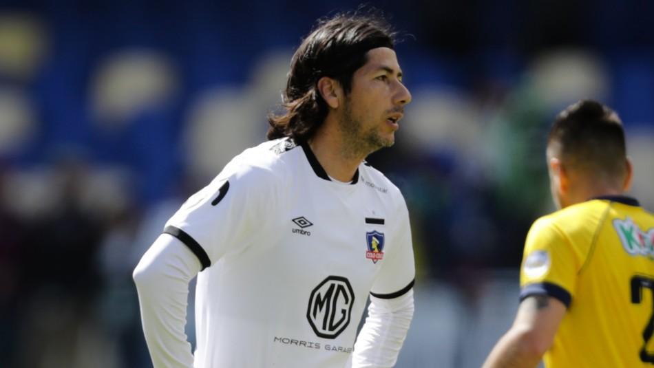 Jaime Valdés tras su partida de Colo Colo: