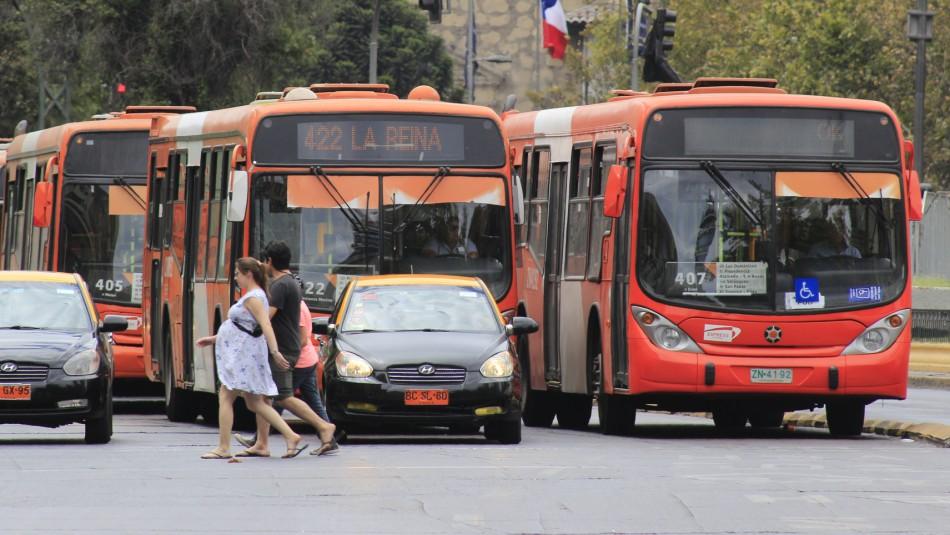 Revisa el funcionamiento del transporte en Santiago este martes 3 de diciembre