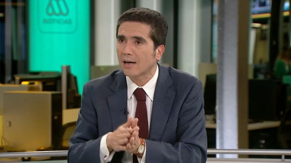 Ministro Ignacio Briones y proyección para los próximos meses: