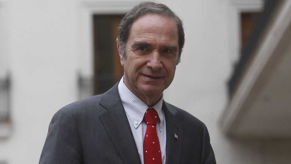 Hernán Larraín y rol del sistema judicial: