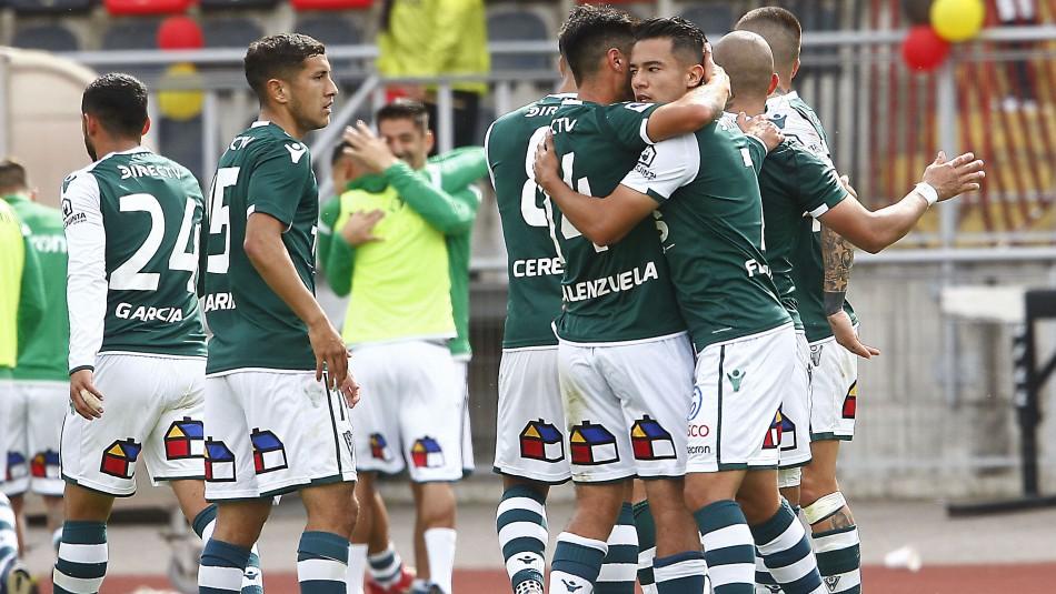 Wanderers subirá a Primera División.