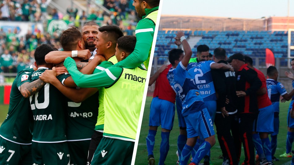ANFP otorga ascenso de Santiago Wanderers a Primera A y San Marcos de Arica a Primera B