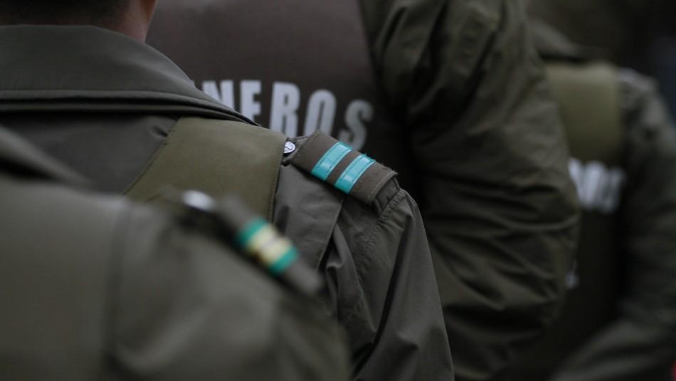 Los audios de Carabineros en medio del ataque a tenencia de La Granja