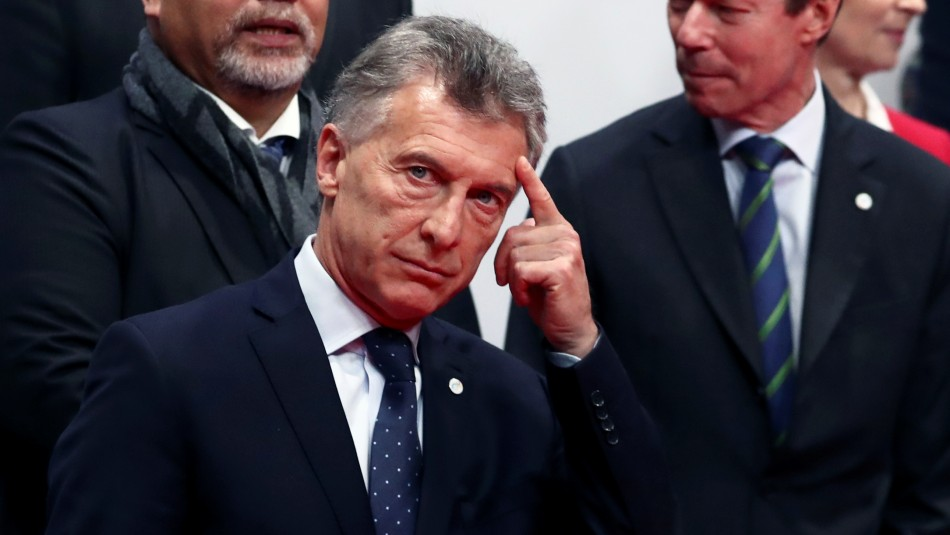 Macri se despide de la presidencia en Argentina: