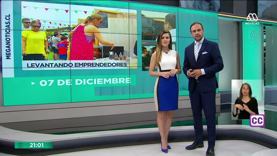 Meganoticias Prime - Sábado 07 de diciembre 2019