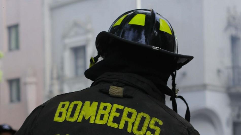 Bomberos había expulsado por conductas impropias a exvoluntario acusado de provocar incendios