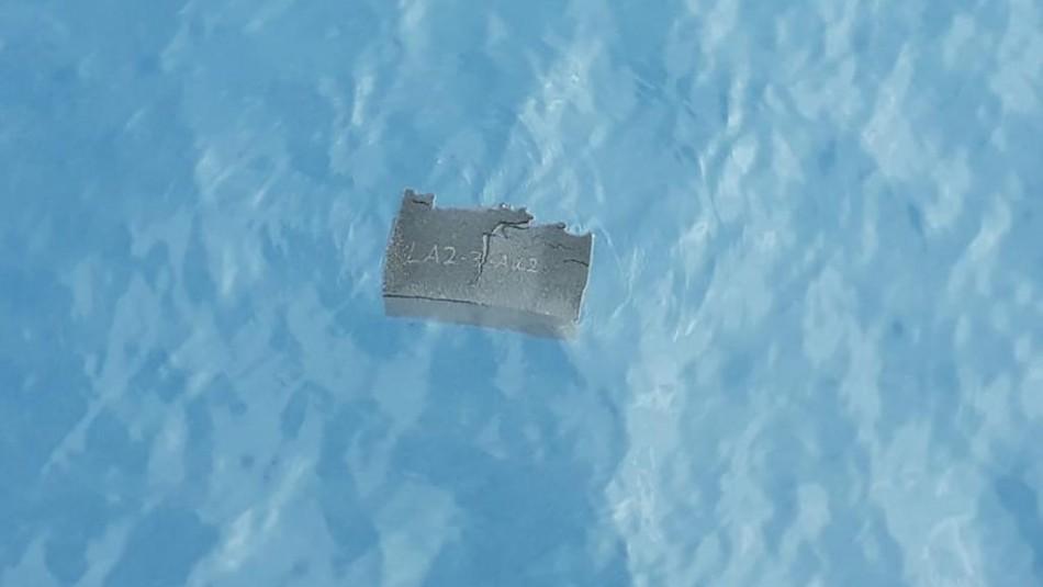 FACh informa el hallazgo de restos que corresponderían al Hércules C-130