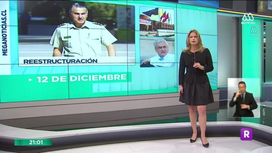 Meganoticias Prime - Jueves 12 de diciembre 2019