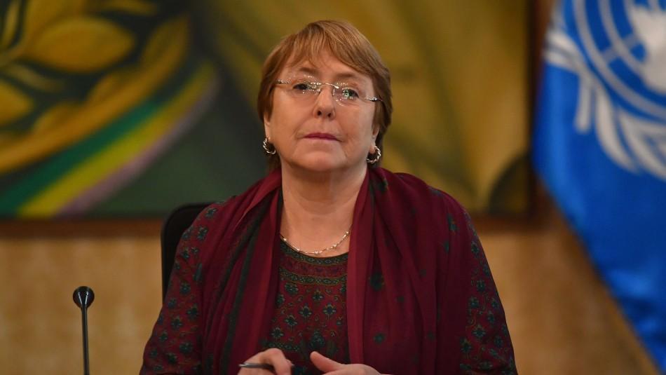 Bachelet e informe de la ONU sobre Chile: