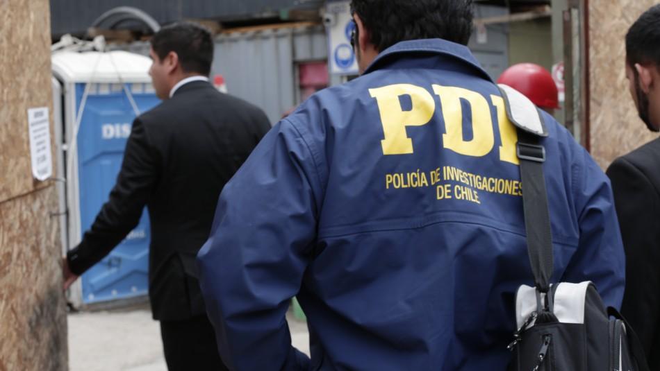 Detienen a sujeto acusado de daños a estación Pedrero del Metro