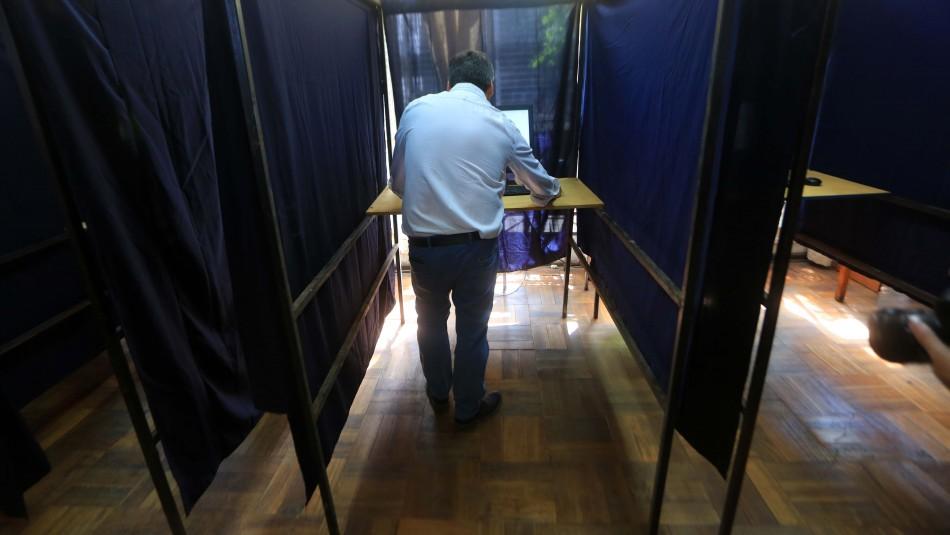 Consulta ciudadana: Más de un millón de personas han votado en todo el país