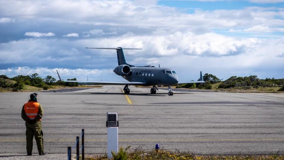Avión Hércules accidentado: Hubo misa para familiares y muestras llegan a Santiago