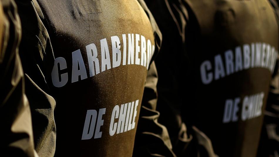 Carabineros reporta ataque de desconocidos a comisaría de San Joaquín