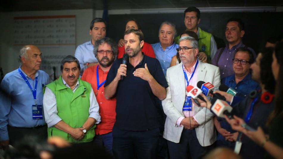 Consulta Ciudadana: Más de dos millones de votantes y gran respaldo a la Convención Constitucional
