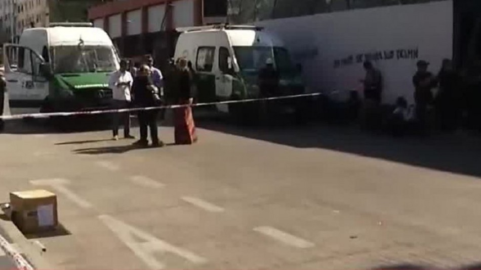 Confirman un muerto tras balacera registrada en Viña del Mar