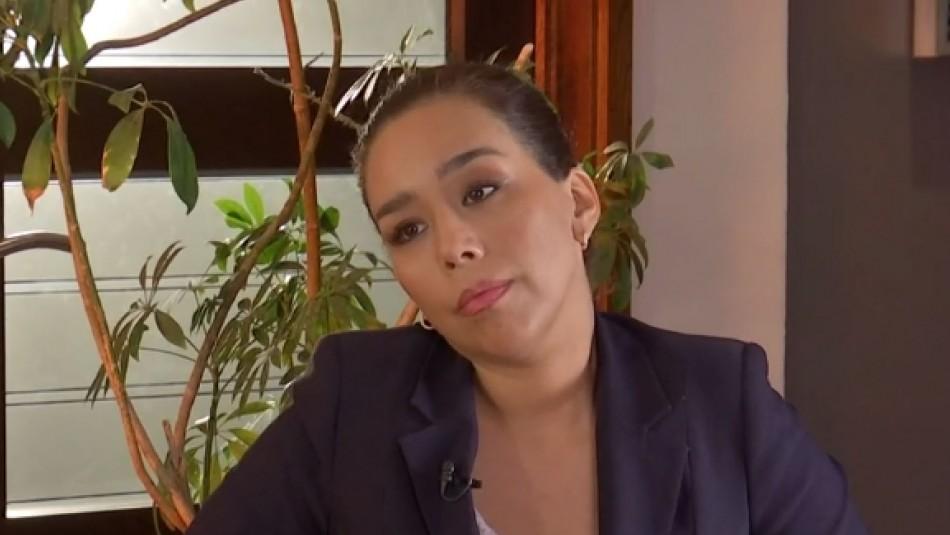 Diputada Leuquén explica escándalo, dichos de Lavín y descarta desorden en hotel de Vitacura