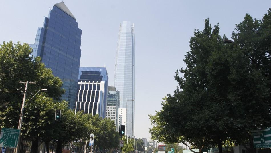 Santiago mayormente soleado y caluroso: Revisa el pronóstico del tiempo