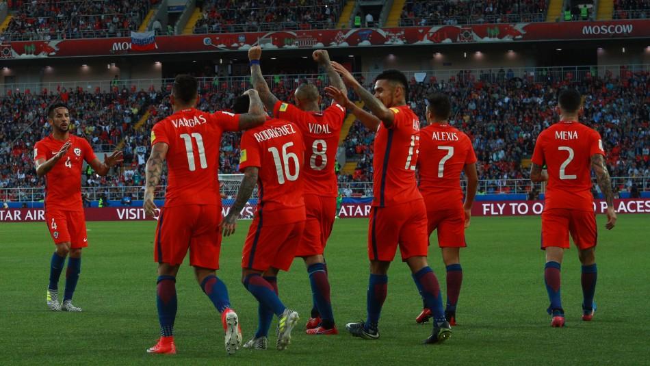 Selección Chilena conoce calendario rumbo a Qatar 2022.
