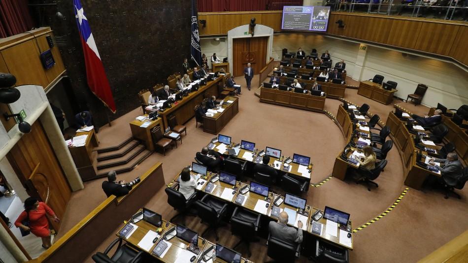 Senado aprueba y despacha a ley Bono de Ayuda Familiar