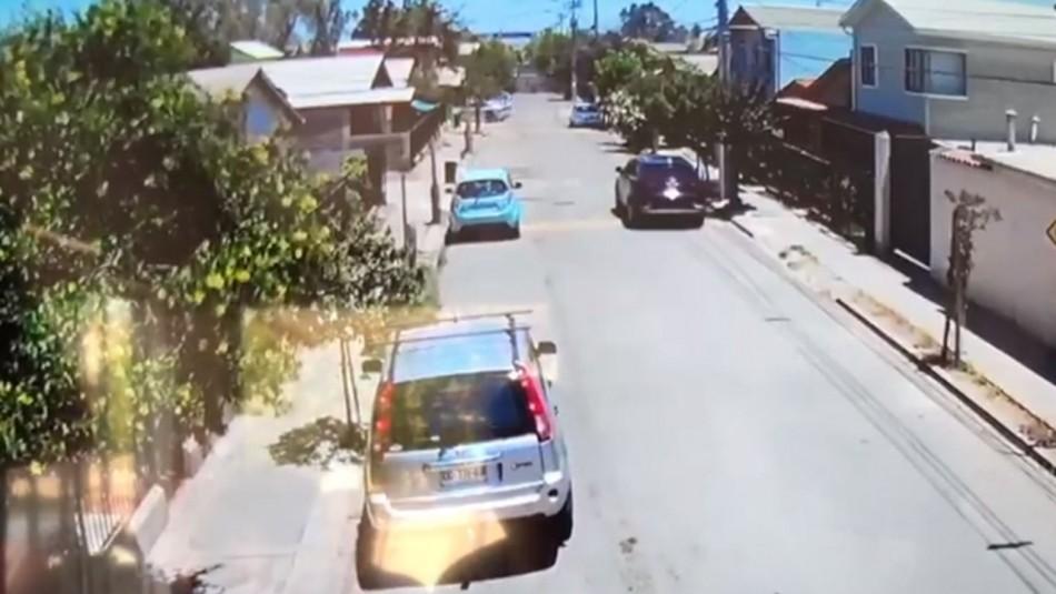 Violento asalto deja a padre e hijo baleados en San Bernardo