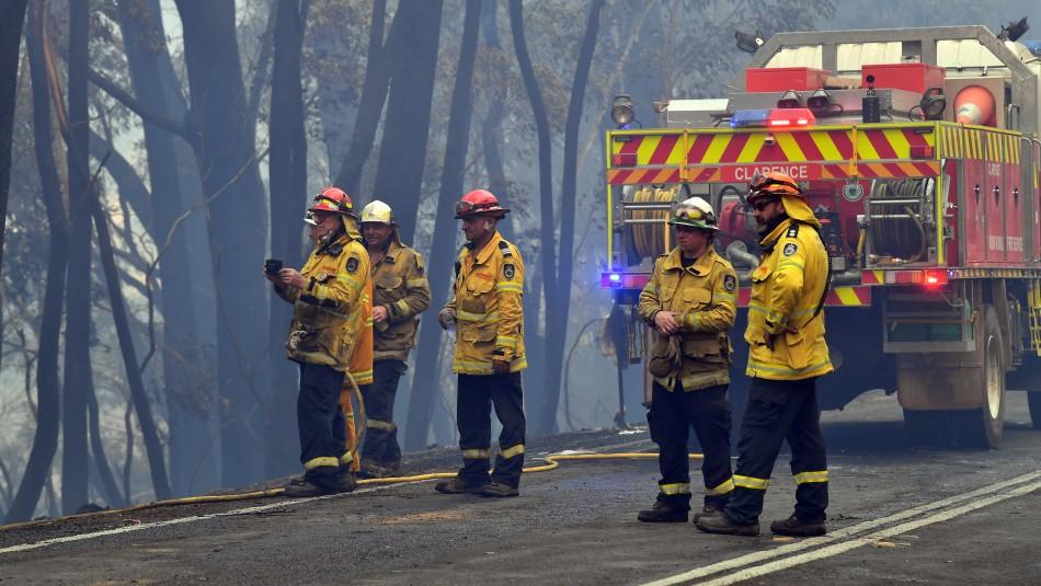 Australia decreta estado de emergencia por incendios forestales