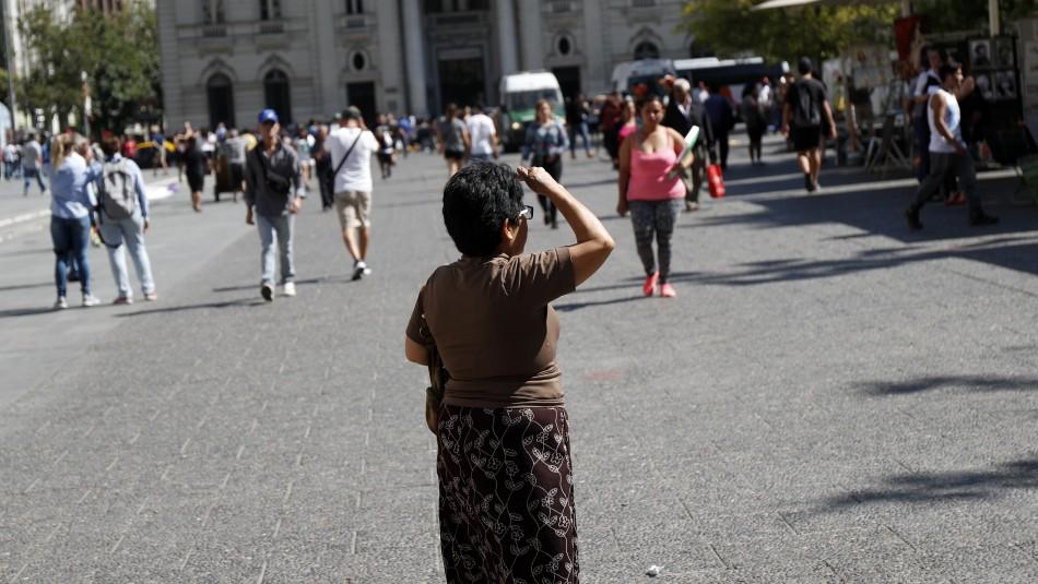 Santiago tendrá un miércoles caluroso con máximas de hasta 34°