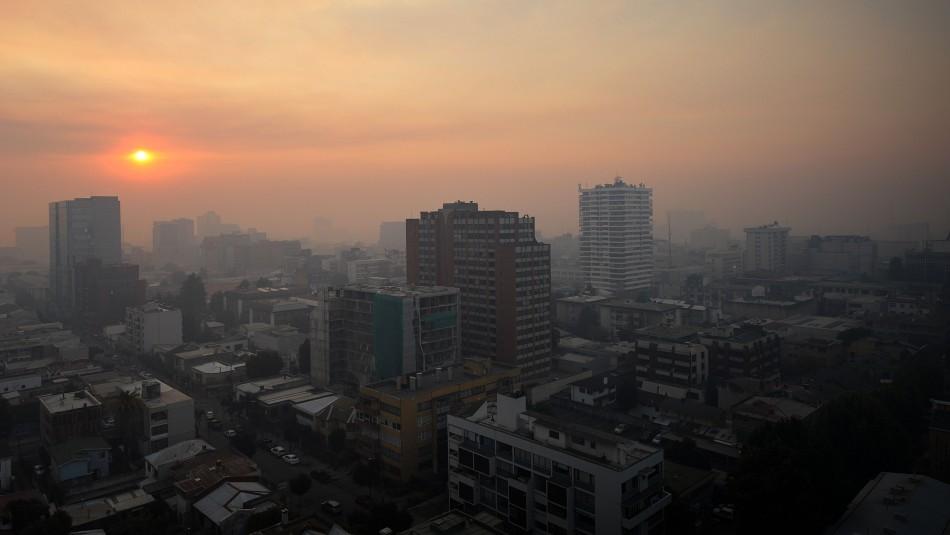 Concepción mayormente nublado: Revisa el pronóstico del tiempo