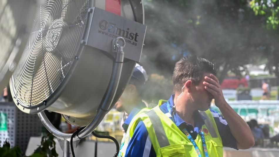 41,9° promedio: Australia registra nuevo récord de calor por segundo día consecutivo
