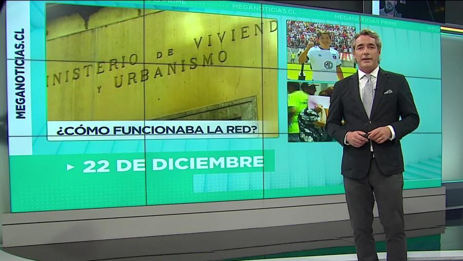 Meganoticias Prime - Domingo 22 de diciembre 2019