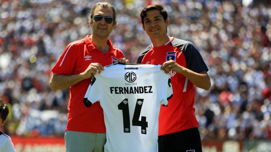 Más de 10 mil personas dieron bienvenida a Matías Fernández en el Estadio Monumental