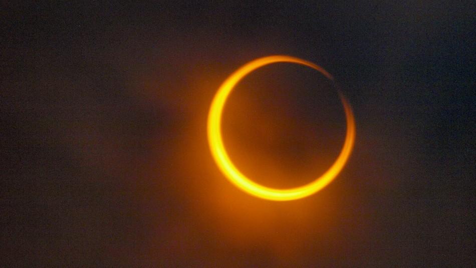 Revive la transmisión del eclipse anular de sol de este 26 de diciembre
